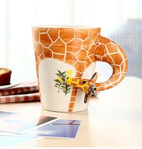 Cute Animals Ceramic Coffee Mug