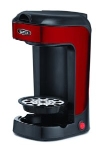 BELLA 13930 review this single serve coffee maker