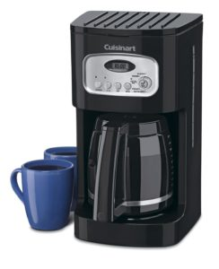 one of the best coffeemaker for me cuisinart dcc-1100bk 12-cup programmable coffeemaker black