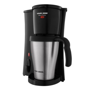 cheapest good coffe maker to buy black and decker dcm18s