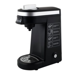 review Aicok Single Serve K-cup Coffee Maker