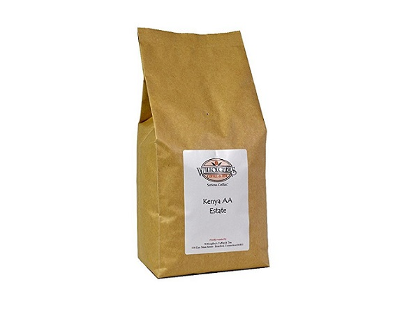 exclusive coffee from kenia Willoughby Coffee