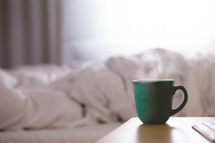 Coffee have diuretic Dehydrating Effect