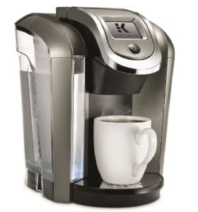 best keurig with the largest water reservoir
