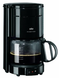 Braun KF47 Aromaster Coffee Maker