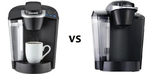 Differences Between Coffee Machines Keurig K50 and Keurig K55