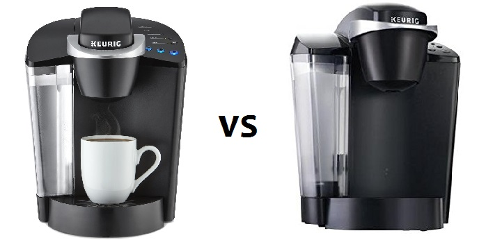 differences between coffee machines keurig k50 and keurig k55 - Keurig Elite K45