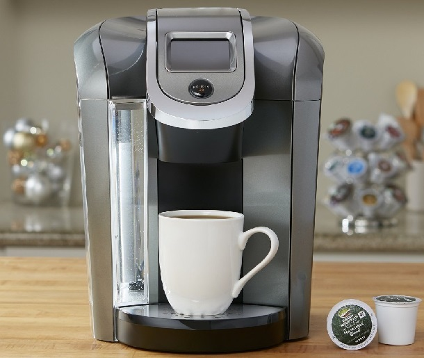 what you get with keurig 20 k575 brewer