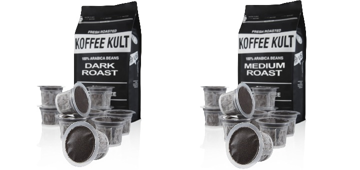 Koffee Kult Dark Roast Capsules Review