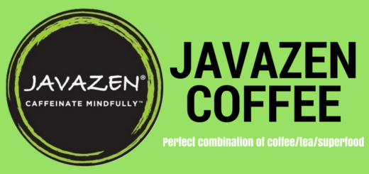 Coffee and tea combination Javazen superfood