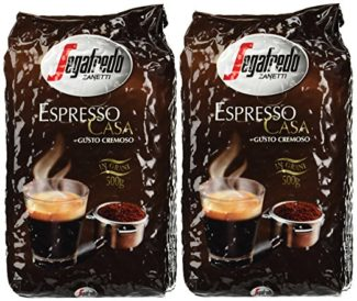 Segafredo Casa Whole Beans Coffee