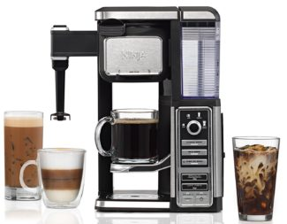 Coffeemaker reviews: Ninja Coffee Bar Single-Serve System Coffee Supremacy Review