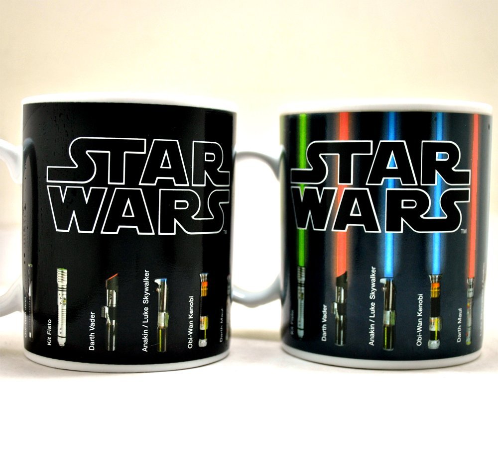 Star Wars Heat Sensitive Mug