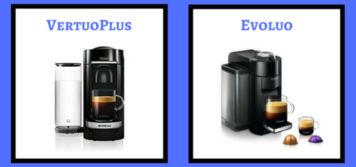What Is The Difference Between Nespresso VertuoPlus and Evoluo