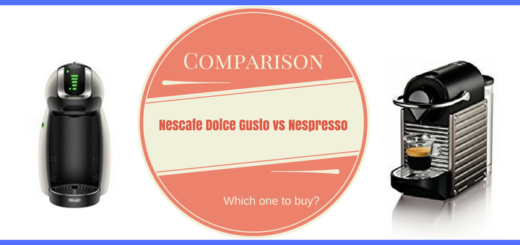 Comparison between Nespresso and Nescafe Dolce Gusto