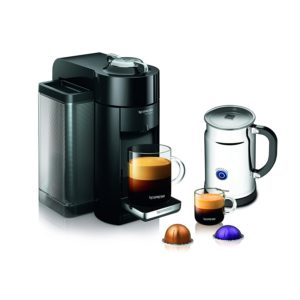 Nespresso Evoluo vs Vertuo Plus differences