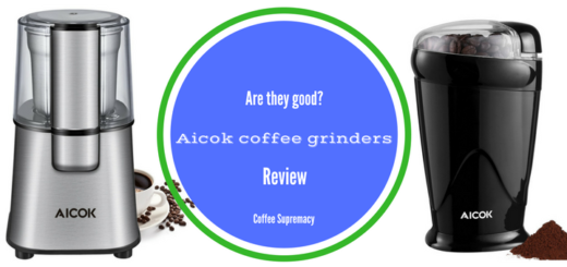 Aicok coffee grinder reviews