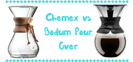 Chemex vs Bodum Pour Over difference and comparison