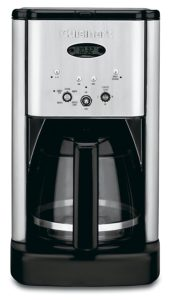 Cuisinart DCC-1200 12 Cup Programmable Coffeemaker Review