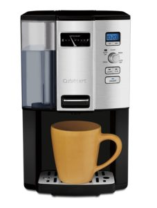 Review Cuisinart DCC-3000 12-Cup Programmable Coffee maker