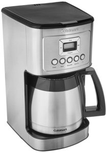 Review Cuisinart DCC-3400 12-Cup coffee maker