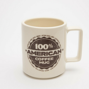 100 American coffee cup