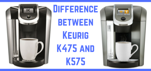 What's the Difference between Keurig K475 vs K575?