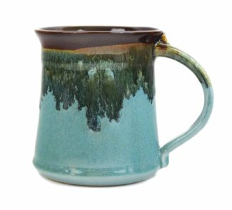 Handmade cup made in the USA