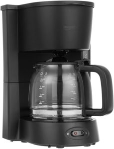 Mexican coffee maker AmazonBasic 5-cup coffee maker