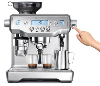 Top rated espresso machine for home use