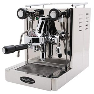 Quickmill Andreja Premium Top Rated Espresso Machines Under $2000