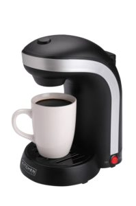 kitchen selectives single serve coffee maker
