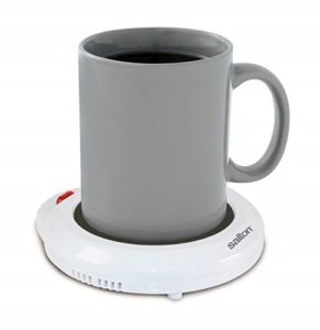 coffee cup warmer with automatic shut off