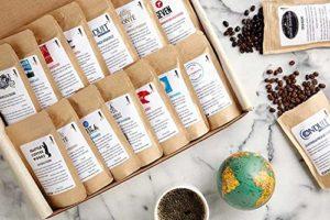 ideas what to buy for tru coffee fan