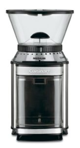 cuisinart dbm-8 burr grinder review