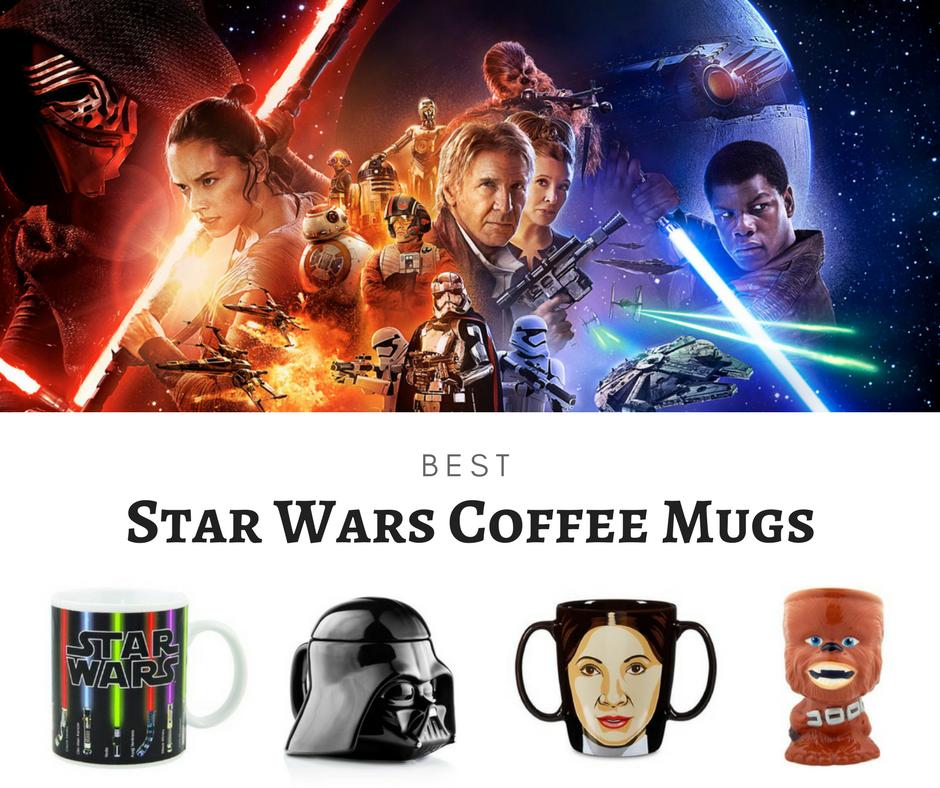 Best Star Wars Coffee Mug