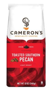 Southern Pecan coffee review