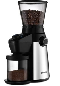 Gourmia GCG195 review - the best Conical Burr grinder?