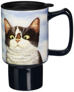 coffee mugs for cats lovers cheap to buy