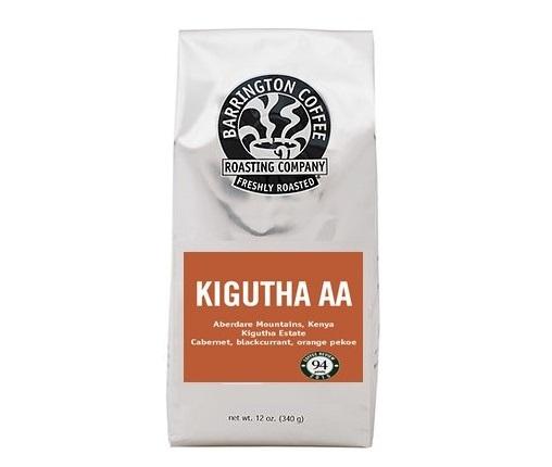 kenya coffee images Kenya Kigutha AA
