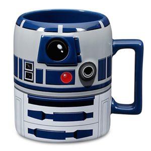 star wars r2d2 3d ceramic mug r