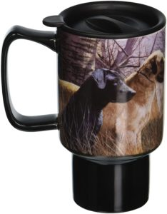 buy now best coffee travel mugs with dogs on them