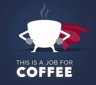 is coffee good for hangover headache?