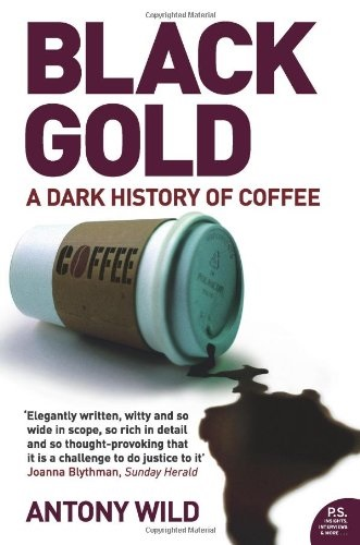 book about coffee history