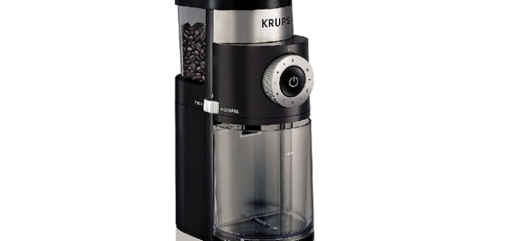 Krups gx5000 the best cheap Electric Grinder