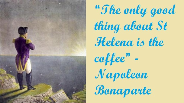 expensive and luxury cofee from saint helena
