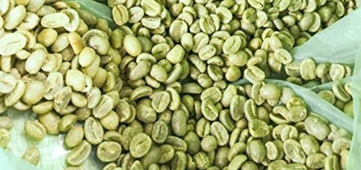 what is white coffee beans? unroasted beans?