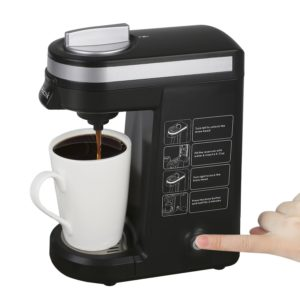 Aicok k-cup coffee maker reviews
