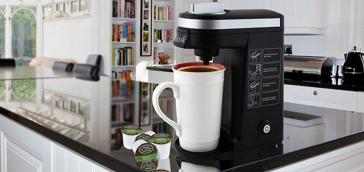 Best cheap coffee makers for k-cups to buy.