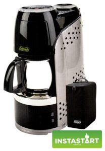Coleman portable instastart coffee maker reviews